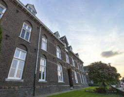 front-cornerstone-college