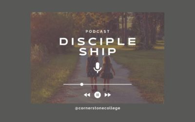 #Podcast – What is discipleship? A chat about walking alongside people.